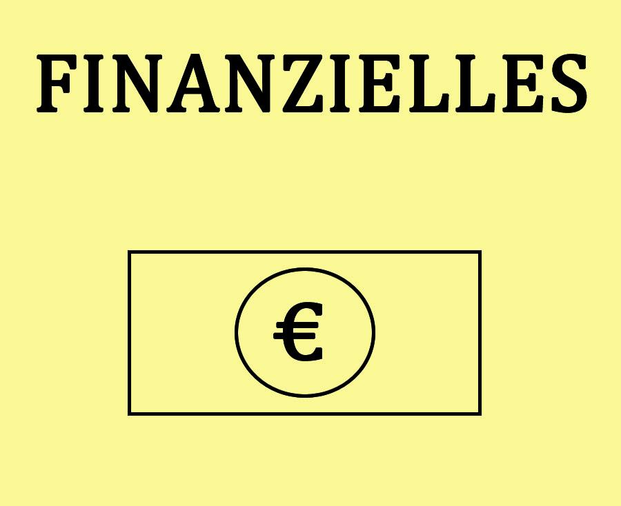 Finanzielles